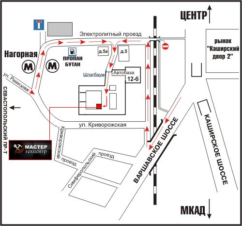 Мы работаем ежедневно с 900 до 1900.  Наш адрес. г.Москва м.Нагорная Электролитный проезд, д.12 Б 1-й этаж...